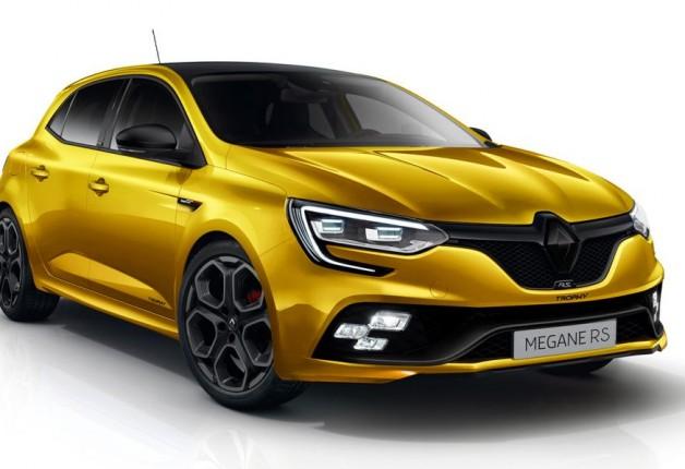 Conheça o novo Renault Megane 2018