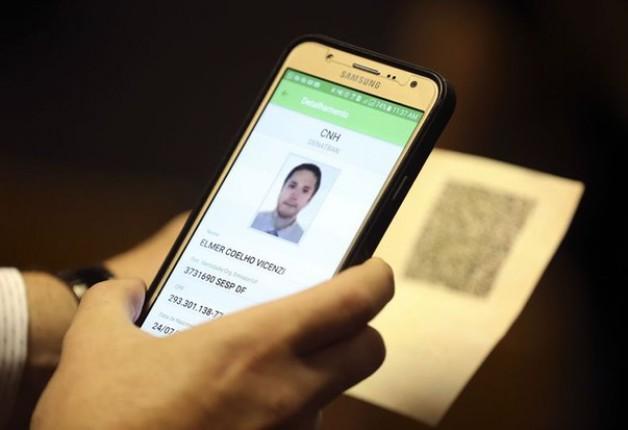 Confira o passo a passo para obter a carteira de motorista digital