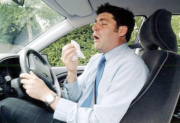 3 dicas para eliminar a sujeira do carro e evitar alergia
