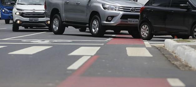 Em Salvador, motoristas cometem menos infrações no trânsito