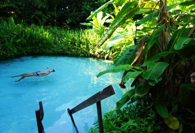 Lugares improváveis: Conhecendo os Fervedouros do Jalapão