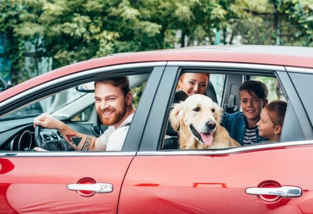 4 melhores modelos de carro para viajar com a família