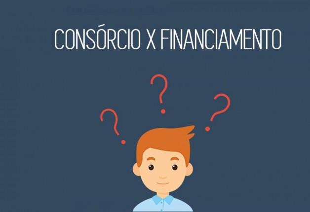 Consórcio ou financiamento? confira qual é a melhor opção para sua compra